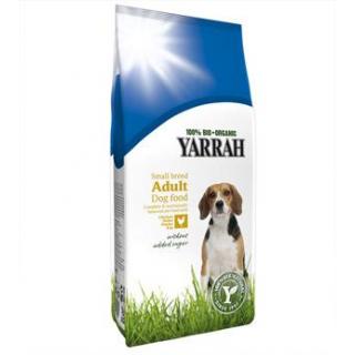 Yarrah Hundebrocken für kleine Rassen, 2 kg Packun