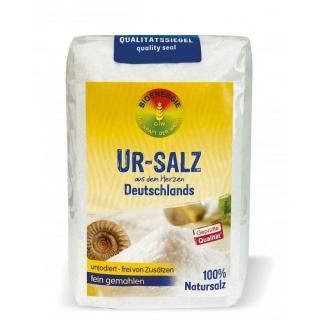 Bioenergie Ur-Salz fein,  unjodiert,  1 kg Packung