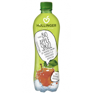 Höllinger Apfel Spritzer, 0,5 ltr Flasche